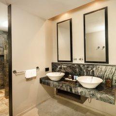 Отель Nikki Beach Resort Таиланд, Самуи - 3 отзыва об отеле, цены и фото номеров - забронировать отель Nikki Beach Resort онлайн ванная фото 2