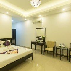 Отель Hoi An Hideaway Villa комната для гостей фото 4
