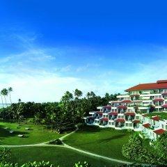 Отель Taj Bentota Resort & Spa Шри-Ланка, Бентота - 2 отзыва об отеле, цены и фото номеров - забронировать отель Taj Bentota Resort & Spa онлайн балкон