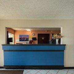 Отель Knights Inn-columbus Колумбус интерьер отеля фото 3