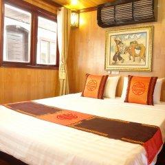 Отель Annam Junk комната для гостей фото 3