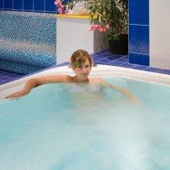 Central Hotel Pilsen Пльзень бассейн