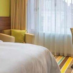 Отель Hampton by Hilton Warsaw City Centre Польша, Варшава - - забронировать отель Hampton by Hilton Warsaw City Centre, цены и фото номеров комната для гостей фото 3