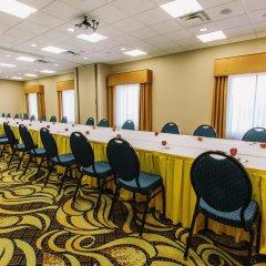 Отель Hampton Inn & Suites Effingham США, Эффингем - отзывы, цены и фото номеров - забронировать отель Hampton Inn & Suites Effingham онлайн помещение для мероприятий
