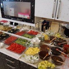 Отель Lacin Apart Otel питание