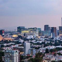Отель W Mexico City городской автобус