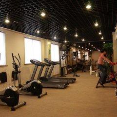 Отель City Сиань фитнесс-зал фото 3