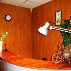 Гостиница Красный Коврик на Рузовской интерьер отеля фото 3