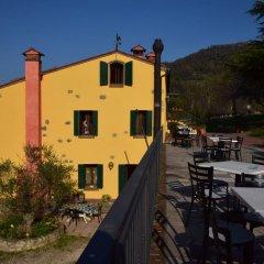 Отель Agriturismo Podere Villa Alessi Италия, Региональный парк Colli Euganei - отзывы, цены и фото номеров - забронировать отель Agriturismo Podere Villa Alessi онлайн балкон