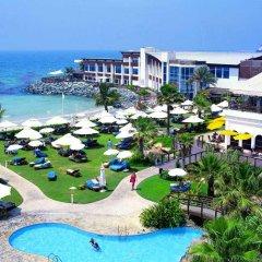 Отель Dubai Marine Beach Resort & Spa ОАЭ, Дубай - 12 отзывов об отеле, цены и фото номеров - забронировать отель Dubai Marine Beach Resort & Spa онлайн бассейн фото 3
