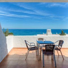 Отель 3HB Golden Beach балкон