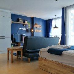 Отель Centara Avenue Residence by Towers Паттайя комната для гостей