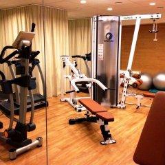 Отель Copenhagen Plaza фитнесс-зал