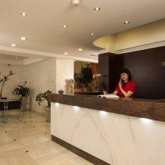 Отель Du Soleil Италия, Римини - отзывы, цены и фото номеров - забронировать отель Du Soleil онлайн интерьер отеля фото 3