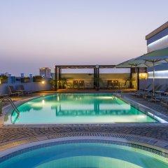 Coral Dubai Deira Hotel бассейн фото 2