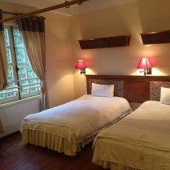Отель Thai Binh Sapa Hotel Вьетнам, Шапа - отзывы, цены и фото номеров - забронировать отель Thai Binh Sapa Hotel онлайн комната для гостей фото 3
