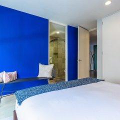Апартаменты Bright 2BR Condesa Apartment With Balcony Мехико спа фото 2