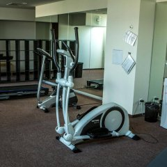 Hotel Saffron фитнесс-зал фото 2