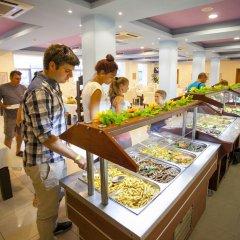 Отель Melsa COOP Hotel Болгария, Несебр - отзывы, цены и фото номеров - забронировать отель Melsa COOP Hotel онлайн питание