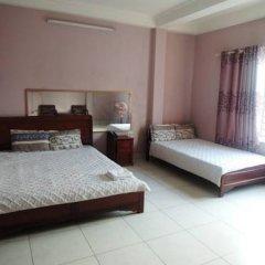 Отель Thanh Thuy Hostel Вьетнам, Ханой - отзывы, цены и фото номеров - забронировать отель Thanh Thuy Hostel онлайн комната для гостей фото 2