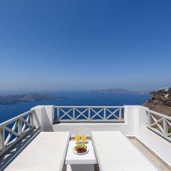 Отель Vinsanto Villas Греция, Остров Санторини - отзывы, цены и фото номеров - забронировать отель Vinsanto Villas онлайн балкон