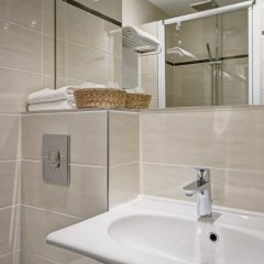 Отель Hôtel Axotel Lyon Perrache ванная