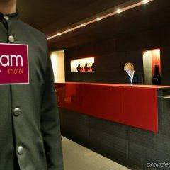 Cram Hotel интерьер отеля фото 2