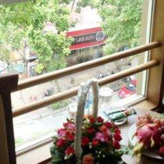 Lenid De Ho Guom Hotel Ханой балкон