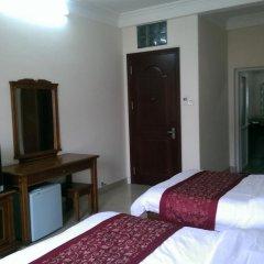 Отель Pho Hien Star Hotel Вьетнам, Халонг - отзывы, цены и фото номеров - забронировать отель Pho Hien Star Hotel онлайн удобства в номере фото 2