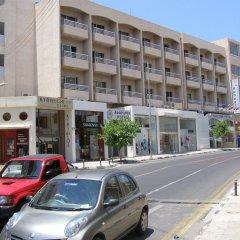 Отель Agapinor парковка