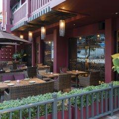 Отель Casa Nithra Bangkok Бангкок питание