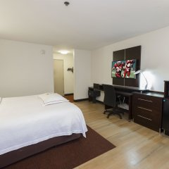 Отель Red Roof Inn PLUS+ Columbus Downtown - Convention Center удобства в номере