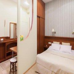 Апартаменты Веста Стандартный номер с двуспальной кроватью фото 21