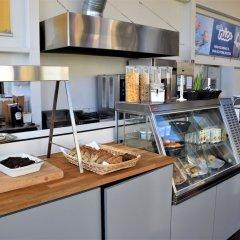 Отель Nørresundby Kursuscenter Дания, Бровст - отзывы, цены и фото номеров - забронировать отель Nørresundby Kursuscenter онлайн питание фото 2