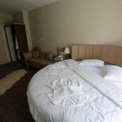 Janet Hotel Ургуп комната для гостей фото 3