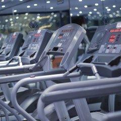 Отель Swiss-Belhotel Sharjah фитнесс-зал фото 4