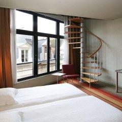 Отель Alma Grand Place Брюссель комната для гостей фото 2