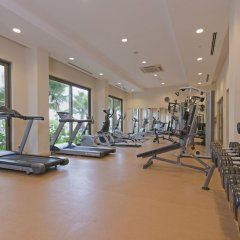 Отель Novum Garden Side фитнесс-зал фото 3