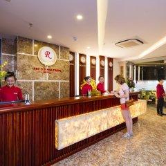 Отель Red Sun Nha Trang Hotel Вьетнам, Нячанг - отзывы, цены и фото номеров - забронировать отель Red Sun Nha Trang Hotel онлайн интерьер отеля