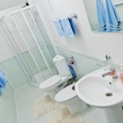 Гостиница Olymp в Шерегеше отзывы, цены и фото номеров - забронировать гостиницу Olymp онлайн Шерегеш ванная фото 2