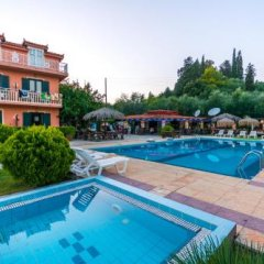 Отель Mon Repo Греция, Закинф - отзывы, цены и фото номеров - забронировать отель Mon Repo онлайн бассейн фото 2
