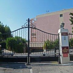 Отель Jardin Bleu Франция, Ницца - отзывы, цены и фото номеров - забронировать отель Jardin Bleu онлайн парковка