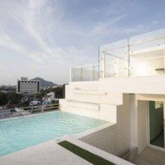 Отель Modern Thai Suites Таиланд, Пхукет - отзывы, цены и фото номеров - забронировать отель Modern Thai Suites онлайн сауна