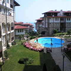 Апартаменты Etara Apartments Свети Влас балкон