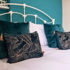 Отель Light 2-bed West End Apt Overlooking Kelvingrove Museum Глазго ванная