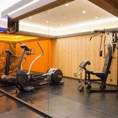 Отель ATHENSWAS Афины фитнесс-зал фото 2