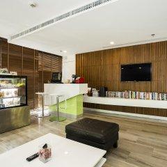 Отель Marvin Suites Бангкок интерьер отеля