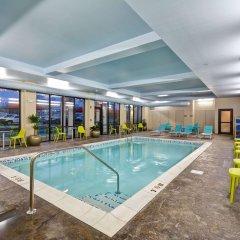 Отель Home2 Suites by Hilton Columbus Airport East Broad США, Колумбус - отзывы, цены и фото номеров - забронировать отель Home2 Suites by Hilton Columbus Airport East Broad онлайн бассейн