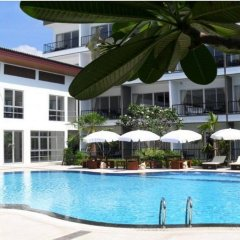 Отель Bs Residence Suvarnabhumi Бангкок бассейн фото 2