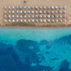 Отель Coral Blue Beach пляж фото 2